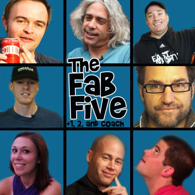 Fab5BradyBunch