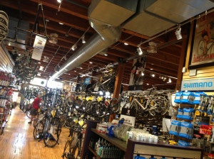 bike shop madison